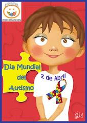 DIA MUNDIAL DEL AUTISMO - 2 DE ABRIL