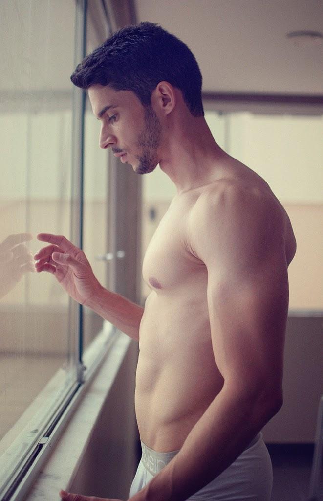 Patricius Valeriano naked