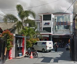 Kantor Pusat JNE Yogyakarta.