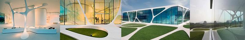 La arquitectura que me gusta.