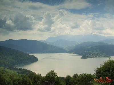 Panorama Lacul Izvorul Muntelui