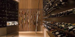 Diseño de interiores vinería