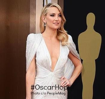 Oscars 2014 fashion red carpet mom blogger kate hudson