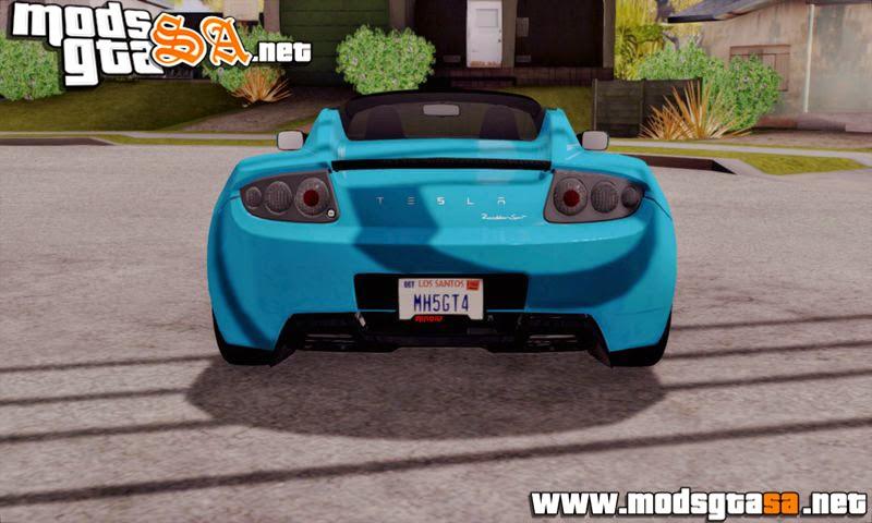 SA - Tesla Roadster Sport