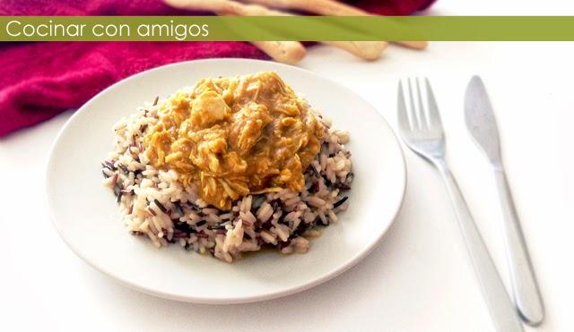 8 recetas elaboradas con yogur parte ii cocina for Como cocinar pollo al curry