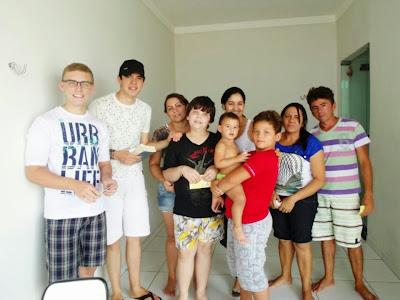 JM de Patos (PB) realiza vista na Comunidade Frei Galvão