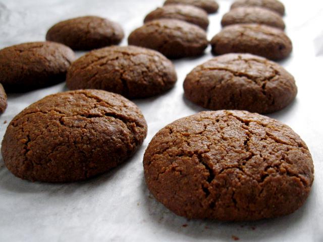 Hope For Healing: Ginger Molasses Cookies