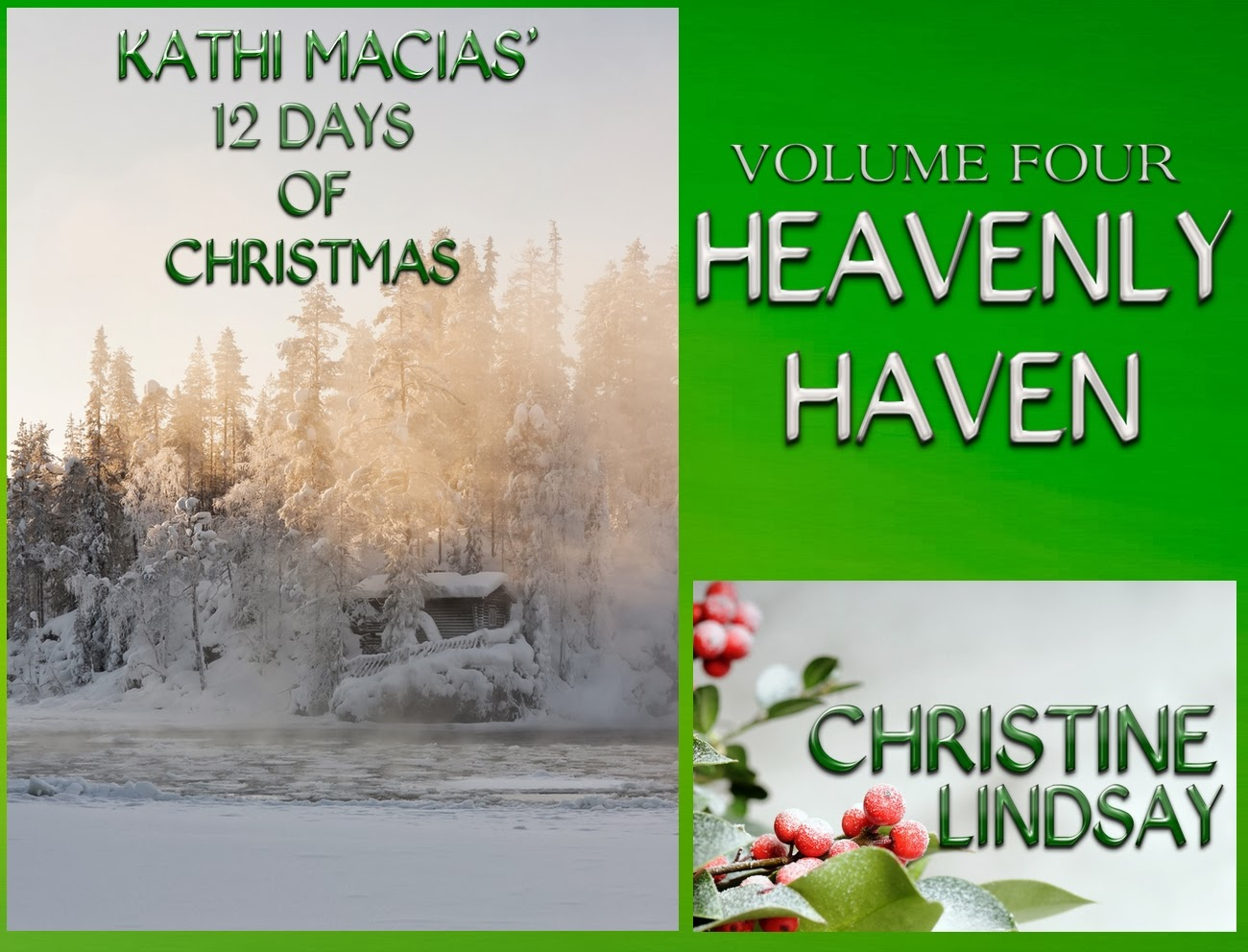 HEAVENLY HAVEN--Click on cover to Purchase