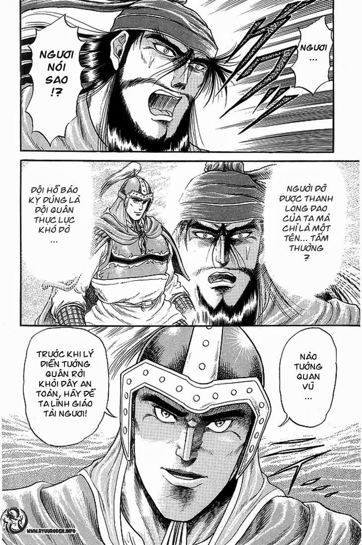 Chú Bé Rồng - Ryuuroden chap 8 - Trang 39