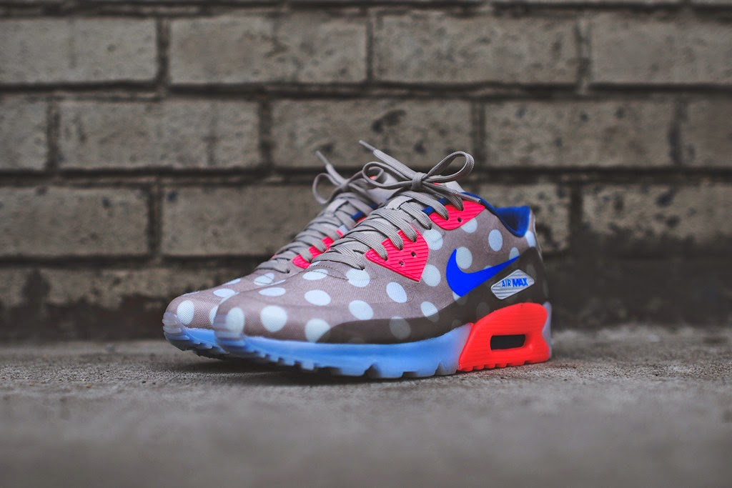 timeless design 4909e 588e4 order nike air max 90 ice city qs nyc classic stone 1 54202 e7e4d  ebay nikes  city series makes over two of their hottest silhouettes for the new york ...