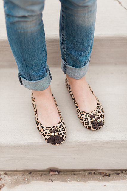 leopard print flats, spring fashion, maternity fashion, maternity style, bump style, pregnancy outfits, nashville blogger, fashion blogger, nashville street style, gap maternity jeans, kate spade cross body, spring purse