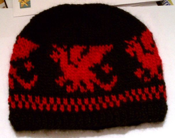 Thankful 4 Wool Knit Dragon Hat Knitting Patterns And Projects