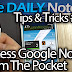 Samsung Galaxy Note 2 Tips & Tricks (Episode 25: Access Google Now When Screen Is Locked)