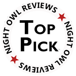Uncaged named Top Pick  by Night Owl Reviews