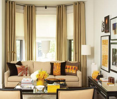 2013 luxury living room curtains designs ideas decorating idea for Living room window treatment ideas
