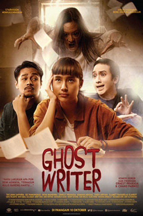 10 OKT 2019 - GHOST WRITER (Indonesia)