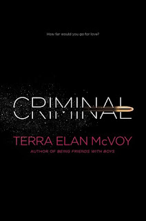 Criminal book cover Terra Elan McVoy