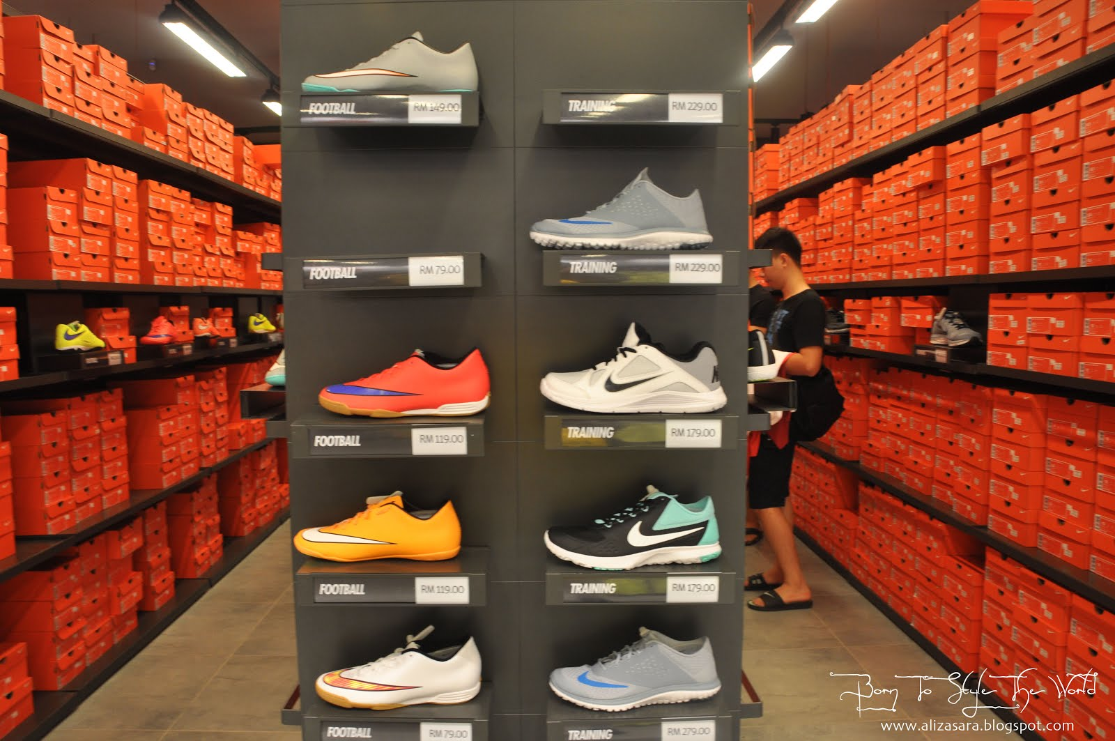 nike outlet in malaysia