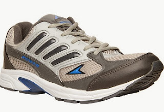 BATA Power Men's Sports Shoes worth Rs.1799 for Rs.744 Only at Shopclues (Shipping Charges Rs.49 Extra)