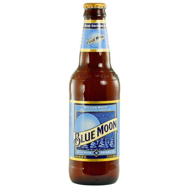Amazoncom  Blue Moon XL 23 Oz Wheat Beer Glass  Set of