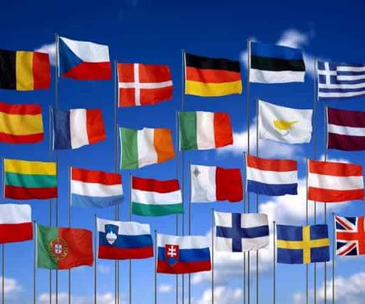 страны Европы, общая информация