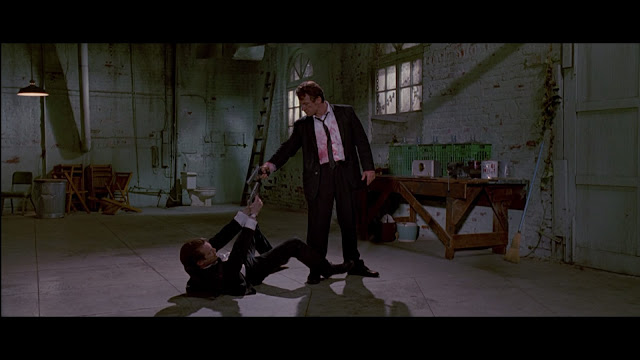 Reservoir Dogs faceoff