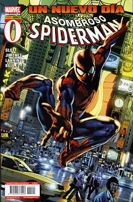 """El Asombroso Spiderman - """"Un Nuevo Dia"""""""