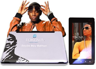 Tablet Android Tokova Soulja Boy Edition Terbaru