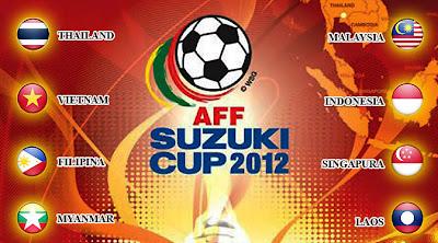 "Indonesia vs Laos ""Grup B"" Piala AFF SUZUKI Cup 2012"