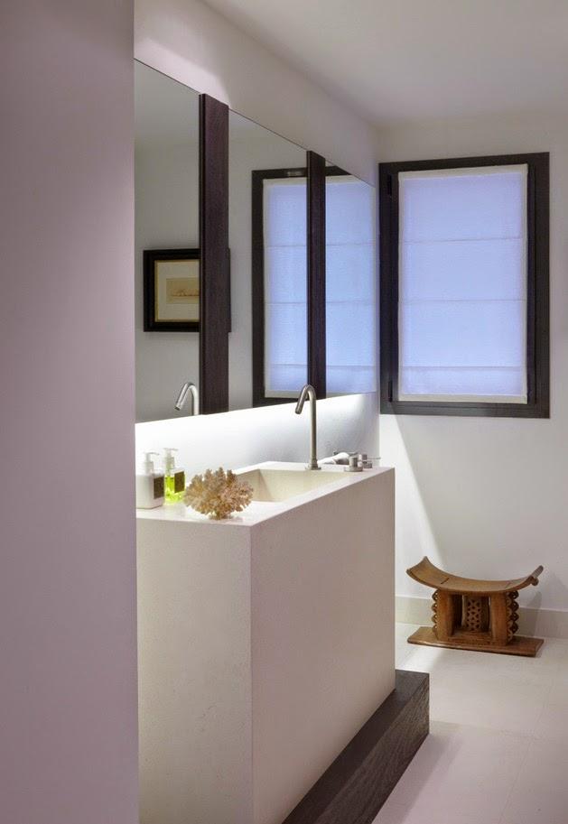 interior rumah modern mewah dan sederhana rancangan