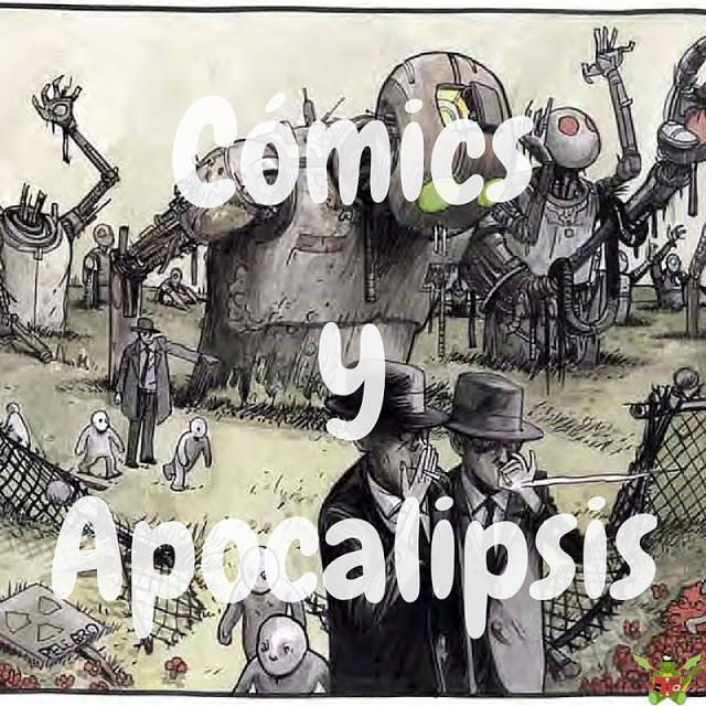 ¡Cómics y Apocalipsis en Youtube!