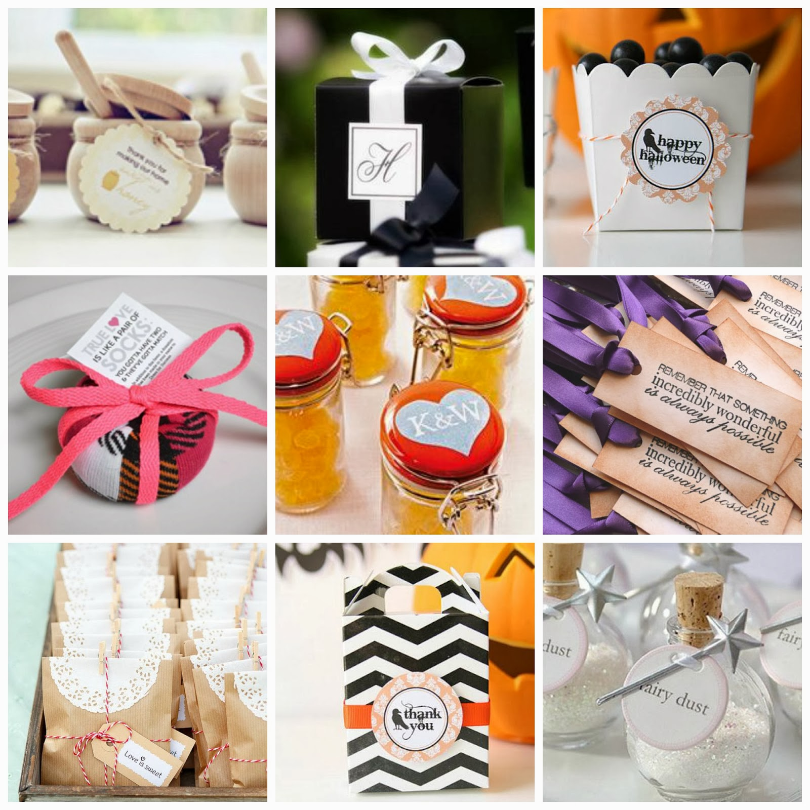 ideas for door gifts door gift pinterest