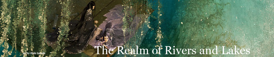 The Realm of Rivers and Lakes