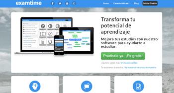 ExamTime una nueva forma de aprender en internet - www.dominioblogger.com