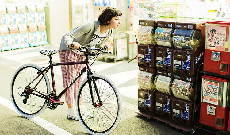 コスミックストア / クロスバイク購入完全ガイド