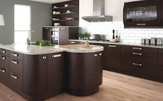 Ikea Dark Kitchen Cabinets