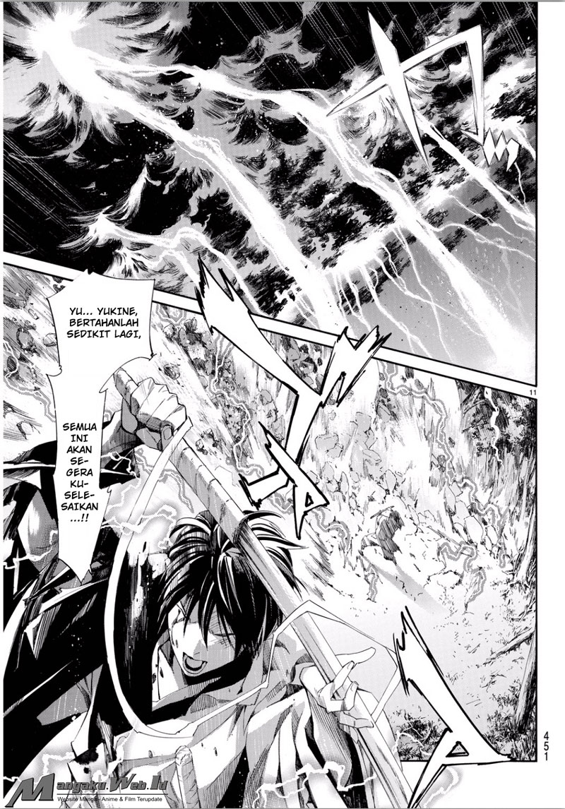 Noragami Chapter 67-9