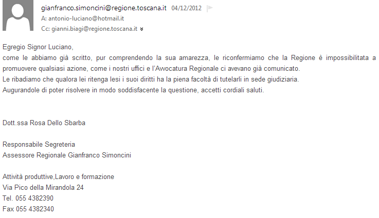 gianfranco simoncini firenze