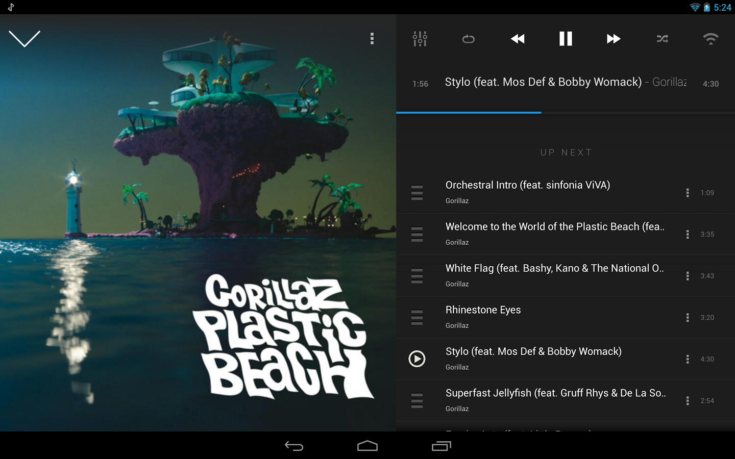 doubletwist music player apk
