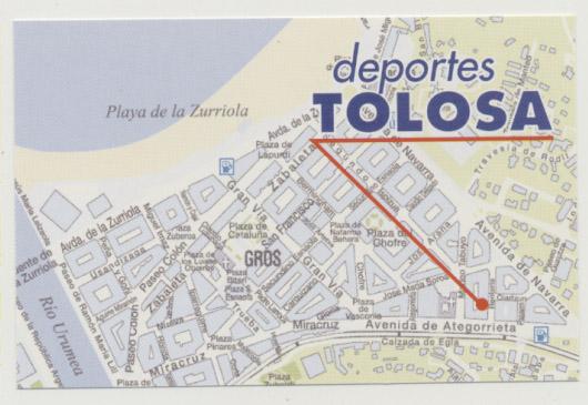 DEPORTES TOLOSA.