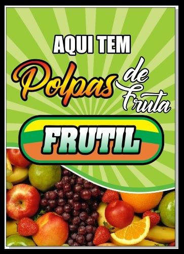 Poupas de Frutas é Frutil Rua: Tomé de Sousa
