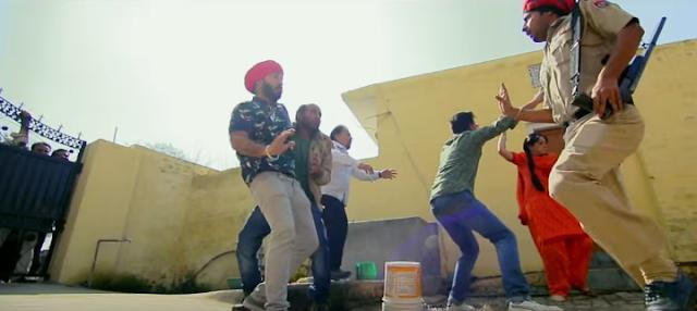 22G Tussi Ghaint Ho 2015 Punjabi Full Movie 300Mb HD