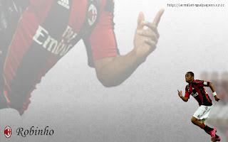 Robinho AC Milan Wallpaper 2011 1