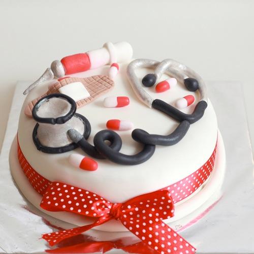 Sugaar Cakes Doctors Cake