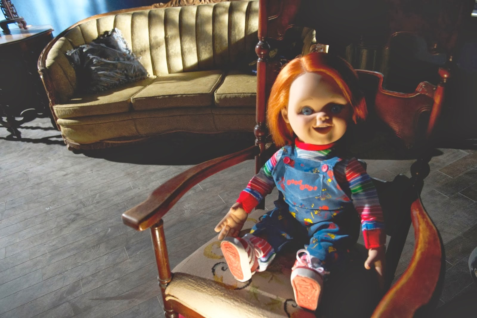 The deadly doll 39 s house of horror nonsense you can 39 t keep for 13th floor with diana live dvd