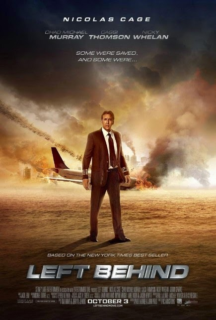 """Left Behind (2014)"" movie review by Glen Tripollo"