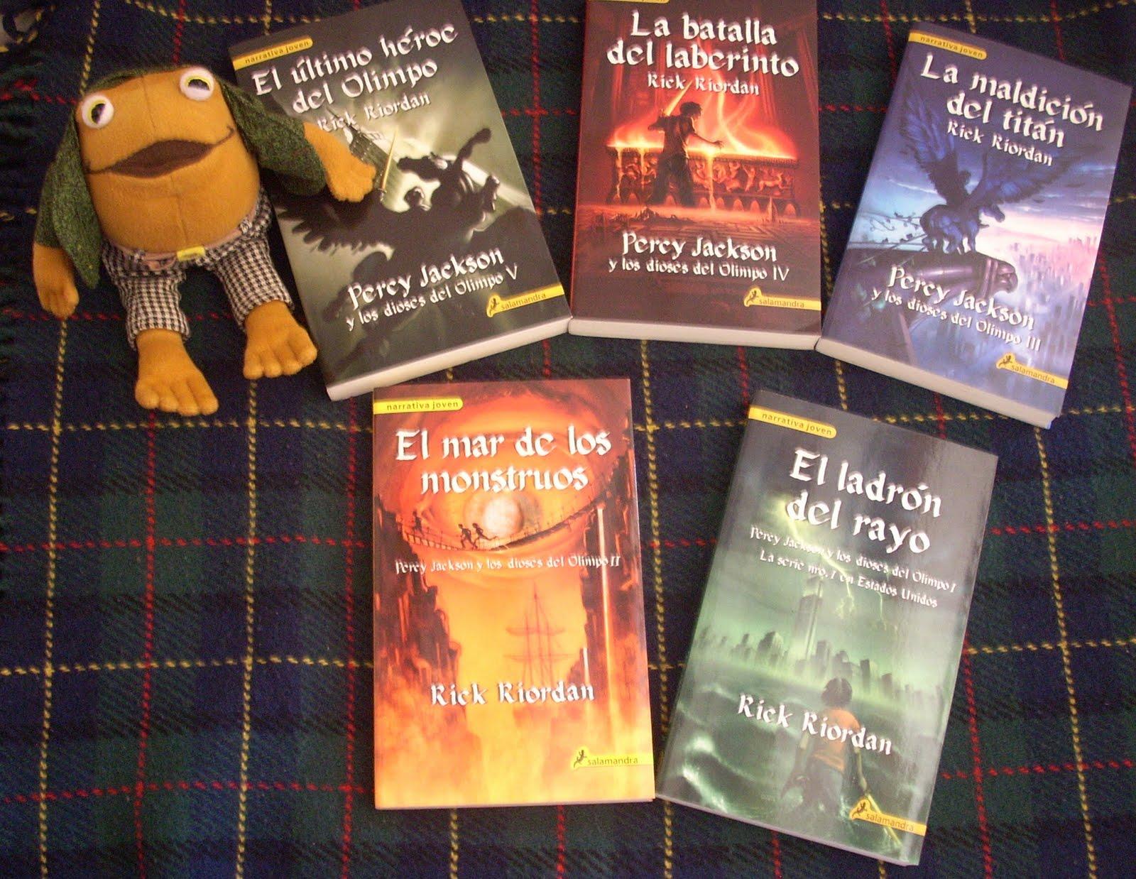 Te recomiendo estos Libros