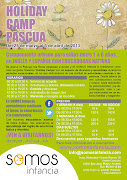 HOLIDAY CAMP - PASCUA 2013. en 06:33 holiday camp pascua
