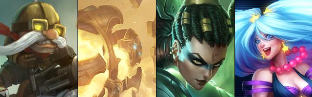 Surrender At 20 Red Post Collection Hextech Crafting And