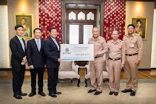 ปตท.สผ.มอบเงินสนับสนุนแก่สมาคมแข่งเรือใบแห่งประเทศไทย